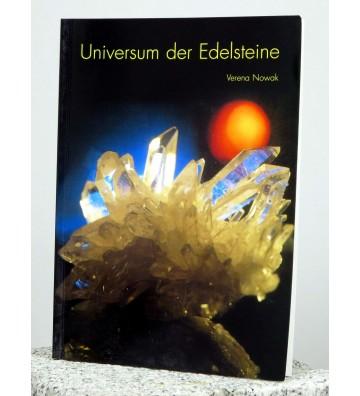 """Buch """"Universum der Edelsteine"""" 108 Seiten"""