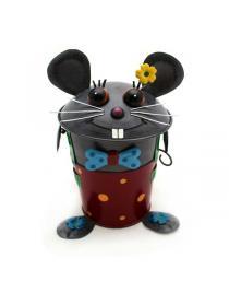 Tischabfalleimer Maus
