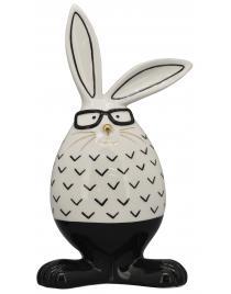 Hase XOXO Keramik ca. 21 cm groß