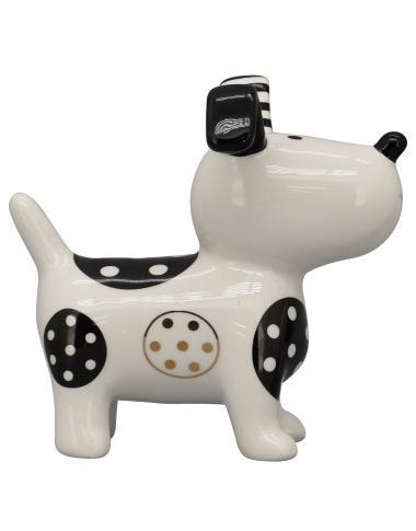 Hund XOXO aus Keramik ca.13,5x8,5x12,8 cm