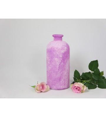 Vase bauchig pink zur Wahl