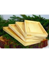 Dekoschale aus Holz